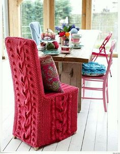 24 Modern Ideas for Knitting Designs, Latest Trends in Decorating | Picturescrafts.com