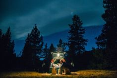 Find out how you can camp for free in beautiful locations (like this spot in Alberta!) throughout the US and Canada in this free camping guide.