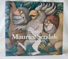 The Art of Maurice Sendak With Selma G. Lanes 1st