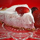 Frozen Strawberry Daiquiri Pie