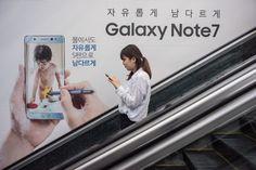 El fiasco del Note 7 repercutirá en el beneficio de Samsung hasta 2017