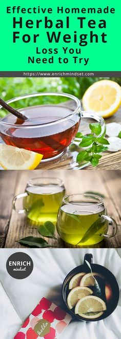 Effective Homemade Herbal Tea for Weight Loss You Need to Try