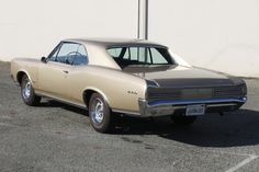 """The Muscle Car History Back in the and the American car manufacturers diversified their automobile lines with high performance vehicles which came to be known as """"Muscle Cars. Pontiac Gto, Chevrolet Camaro, Mustang Cars, Ford Mustang, 1966 Gto, 1966 Chevelle, Plymouth Barracuda, Street Racing, Car Manufacturers"""
