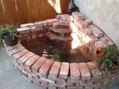 15 Brilliant and Creative Ways To Reuse Old Bricks In Garden ~ DIY WITH LOVE