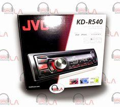 Sourcing-LA: JVC KDR540 $89.89 JVC KDR540 AM/FM/CD MP3 USB W/PA...