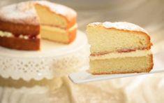 Slice Victoria Sponge Cake Cut Cake Stock Photo (Edit Now) 178036871 Gluten Free Sponge Cake, Sponge Cake Recipes, Gluten Free Cakes, Food Cakes, Cupcake Cakes, Maderia Cake, Victoria Sponge Cake, Vanilla Sponge Cake, Chocolate Sponge