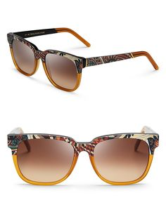 Sunglasses, pattern, fun