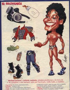 Michael Jackson - #