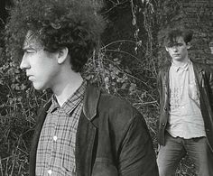tim-sliwinski:  The Jesus and Mary Chain - Tottenham, 1984