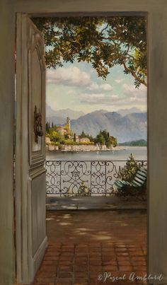 The Ornamentalist: Pascal Amblard- summer painting classes in San Francisco
