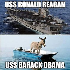 "Obama's floating device is about the same caliber as his order ""NOT to shoot"", as Iran took our Marines captive & then celebrated by making fun . . . (Probably planned by his Iranian Sr. Advisor)."