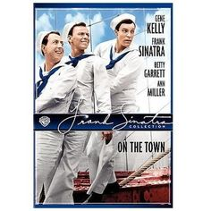 New On the Town Frank Sinatra Gene Kelly Classic  DVD