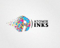 Ink Logo Design Sample Made By LogoPeople Australia #Logo #Design #InkLogo