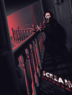 """Scream"" by Melvin Mago. I used to dress up as Ghostface every Halloween years ago. Small Hand Tattoos, Hand Tattoos For Guys, Lion Hand Tattoo, Scream Movie, Scream Cast, Horror Scream, Scream 1, Quarter Sleeve Tattoos, Culture Pop"