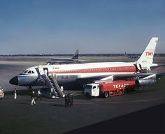 Trans World Airlines (TWA) Convair CV-88