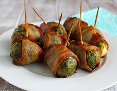 Bacon-Wrapped Brusse
