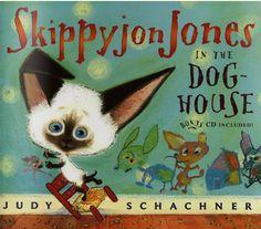 "Read ""Skippyjon Jones in the Doghouse"" by Judy Schachner available from Rakuten Kobo. For another loco adventure. In his room for a time-out, Skippyjon Jones lets his imagination take him to a shack where h. Best Children Books, Childrens Books, Kid Books, Toddler Books, Story Books, Baby Books, Skippyjon Jones, Thing 1, Penguin Books"