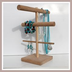 Necklace Holder Jewelry Organizer Necklace Stand Necklace