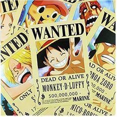 One Piece Bounties, Monkey D Luffy, Zoro, Sasuke, Posters, Poster, Billboard