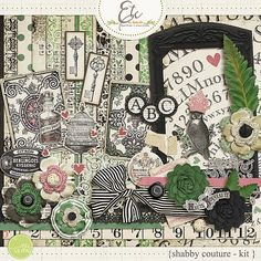Shabby Couture Kit