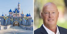 During today's 2021 Annual Meeting of Shareholders for Disney, CEO Bob Chapek shared a timeframe for when guests can expect to see Disneyland Resort open once again: Annual Meeting, Walt Disney Company, Disneyland Resort, Bob, Around The Worlds, Places, Bob Cuts, Bob Sleigh, Lugares