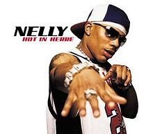 Day 6: Song that reminds you of a best friend.  Nelly, Hot In Herre.  Yes sir, that's with two r's.
