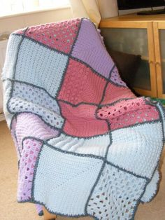 My Last Crocheted Afghan by crochet-afghans