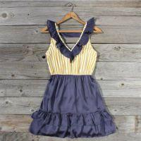 cotton field dress - adorable!!!