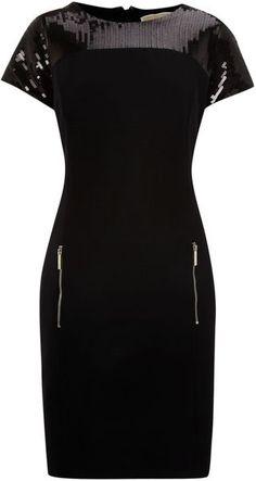 Every girl needs a litte black dress.