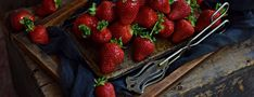 Rupáner-konyha Doughnut, Strawberry, Fruit, Cooking, Food, Recipes, Kitchen, Eten, Strawberry Fruit
