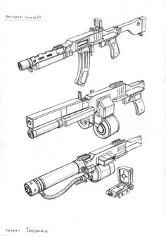 weapons 17 by TugoDoomER