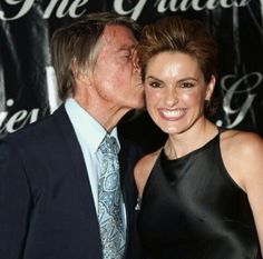 1000 images about television on pinterest law and order for Mariska hargitay mother and father