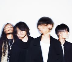 The J-Rock Sessions with [Alexandros]: Life on Tour Continues Boys Playing, Shit Happens, Website, News, Life, Champagne, Rock, Portrait, Halloween