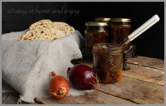 Bacon Jam - stay at home and enjoy