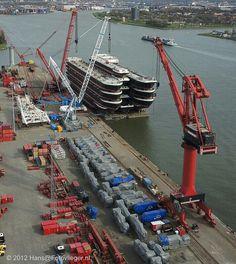 Binnenvaart schepen uit China