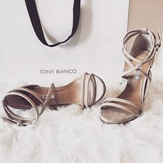 7dca8bde294 25 Best Tony Bianco ❤️ images in 2016   Shoes, Fashion, Heels