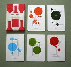 bar cards