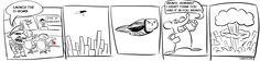 Torpedo owl comics!