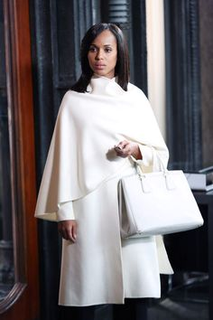 Scandal - Olivia Pope - tenue.