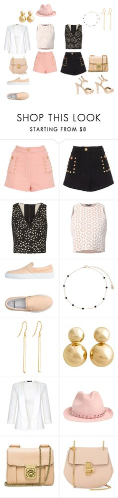 """""""Shorty Story 2018 2"""" by anna-mar ❤ liked on Polyvore featuring Alice McCall, Alice + Olivia, Alexander McQueen, Via Spiga, Diemme, Accessorize, Jennifer Meyer Jewelry, H&M, Dorothy Perkins and Valentino"""
