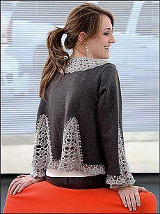 ВЯЗАНИЕ:Ткань и вязание