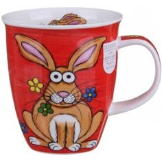 Munch Bunch Hare Nevis shape Mug Stars Disney, Hare, Coffee Mugs, Cool Stuff, Tableware, Artist, Gifts, Handmade, Cups
