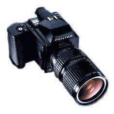 Pentax 645 with 120mm f4.0 Macro