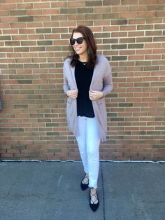 White and Blush | Shop your closet by Jaymie Ashcraft