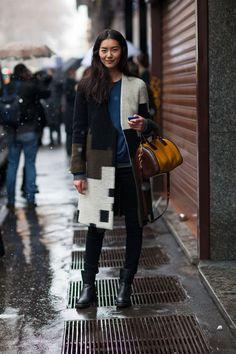 Liu Wen (model)