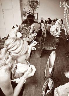 nice wedding photography getting ready best photos