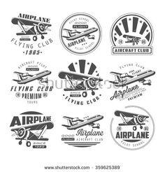 steampunk plane clipart - Google Search