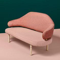 Resultado de imagem para missana pink couch