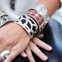 Endless possibilities! Come see the entire Christo Cuff collection. #mybrightonstyle