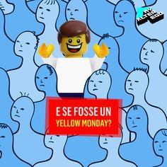 Il miglior rimedio per il lunedì blu? Un tocco di giallo!